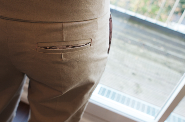 pantalon jacques detail